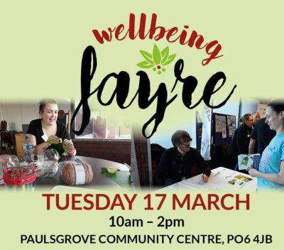 Paulsgrove Wellbeing Fayre