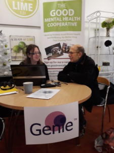 Working with the Genie programme