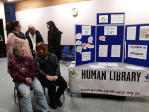 Human Library volunteers